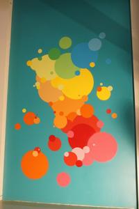D coration int rieure et ext rieure la bombe a rosol for Peinture conceptuelle