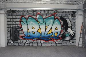 Mur Décoratif En Entreprise Que Vous Apporte L Artiste